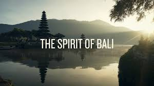 the spirit of bali