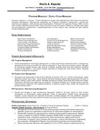 resume for manufacturing resume for supply chain management awesome resume format for
