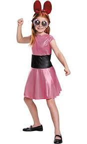Party Halloween Costumes Girls Powerpuff Girls Costumes Party