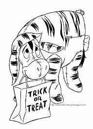 disney halloween coloring pages 12660