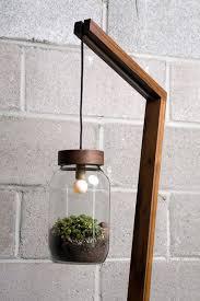 floor lamp terrarium floor lamp unique walmart modern shades