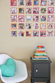 instagram wall art with washi tape diy sandyalamode diy instagram wall art with washi tape