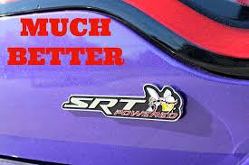logo dodge charger srt powered