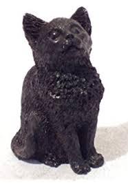black cat ornament gw225 cat ornament cat figurines co