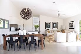 Tolix Dining Chairs Http Www Queenslandhomes Au The Shed This Striking