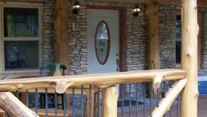 dark porches decks railings fences and porch railing best porch