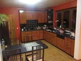 marron cuisine cuisine marron et orange pas cher sur cuisine lareduc com