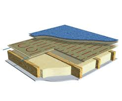 modular ufh system for timber floors wavin esi building services