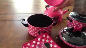 Mickey Mouse Kitchen Set by Disney Store Minnie Mouse Kitchen Play Set Pots N Pans Cooking Set