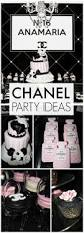 16th Birthday Party Ideas For Home Chanel Birthday