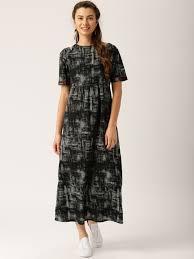 maxi dresses buy long maxi dresses for women online myntra