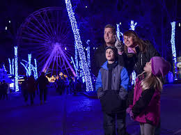 Six Flags Dance Song Six Flags Great Adventure Will Transform Into A Winter Wonderland
