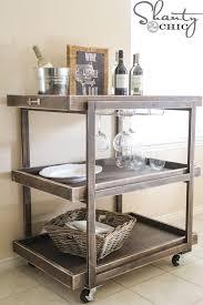 best 25 wine cart ideas on pinterest bar cart diy bar cart and