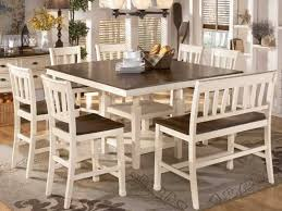 ashley dining room table sets dining room table sets with bench