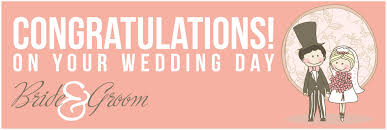 wedding congratulations banner wedding banner variant 7 banner co uk