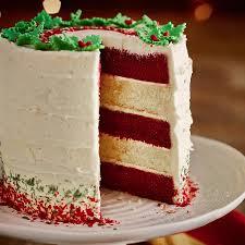 red velvet u0026 white chocolate layer cake with white chocolate
