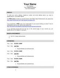 Recruiting Resume Examples by Taleo Resume Template Pro Resume Builder Resume Builder Canada