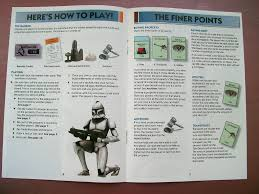 star wars the clone wars monopoly instruction booklet flickr