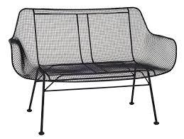 Woodard Cortland Cushion Patio Furniture - adirondack and bench replacement cushions