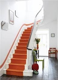 tappeto per scale le scale decorate come elemento di design ideare casa