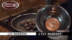 cuisiner marrons frais comment cuire des marrons ça va d aller