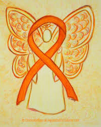copd ribbon orange awareness ribbon color meaning and gifts awareness