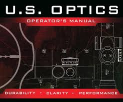 instructions u s optics