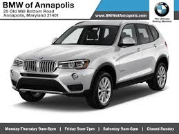 certified used bmw x3 for sale certified used 2017 bmw x3 for sale in annapolis md vin