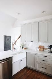 backsplash or no backsplash sleek black kitchen counter top