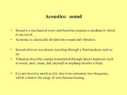 North Dakota how fast does sound travel in air images Acoustic sound and noise control jpg