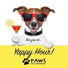 yappy hour and halloween costume contest