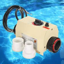 coasts 3kw 220v swimming pool u0026 spa tub electric water heater