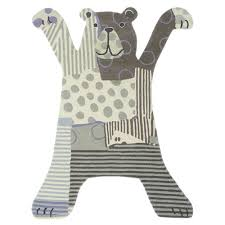 remodelling table of kids bear rug for round area rugs the rug