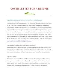 resume cover letter format make cover letter micxikine me
