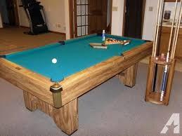 craigslist pool table movers slate pool table 8 chestnut st lawrence 3 piece slate pool table