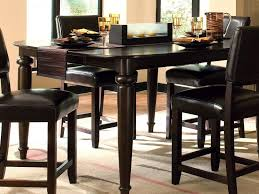 High Narrow Table by Kitchen Table Beautiful Dining Room Table Sets Round Wood Dining