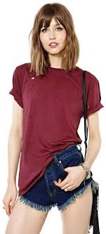 lfs pimpandhost album search nasty gal after party vintage essential tee burgundy where to buy