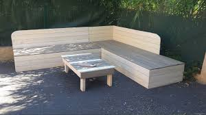 canapé d angle en palette taille canapé d angle beau tuto un canap d angle en palettes avec