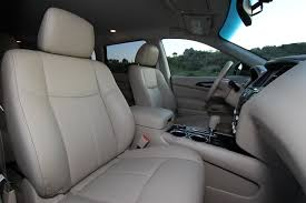 nissan pathfinder 2015 interior 2015 nissan pathfinder 4x4 seats the truth about cars