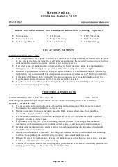 Sample Resume For Ceo by Ceo Resume Sample