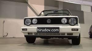 volkswagen golf mk1 cabriolet 1990