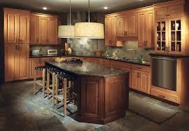 best semi custom kitchen cabinets create a furniture style look with semi custom cabinets