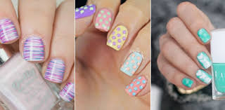 decorate your nail with easter nail art designs katty nails