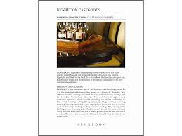 Henredon King Size Bedroom Set Henredon Arabesque King Poster Bed With Detailed Headboard