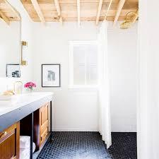 Bathroom Shower Storage 11 Stylish Shower Storage Ideas Mydomaine