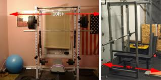 Diy Wood Squat Rack Plans by Kitchen Awesome Rep Home Gym Power Rack Remodel Stylish Plan Decor