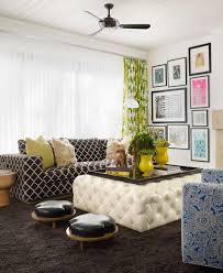 lovely brown ottoman coffee table 46 swanky living room design