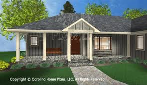 home plans with front porches 3d images for chp sg 1199 aa small ranch 3d house plan views