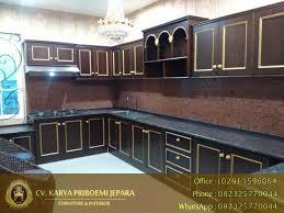 desain kitchen set minimalis modern kitchen set kayu jati antik minimalis
