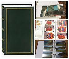 500 page photo album photo albums storage equipment ebay